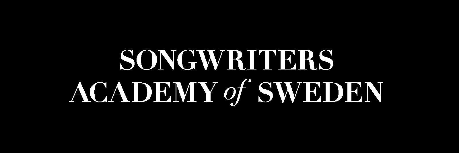 Songwriters Academy of Sweden